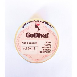 GoDiva! - prirodna krema za ruke