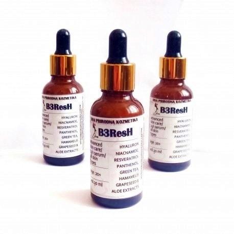 B3ResH - multifunkcionalni serum